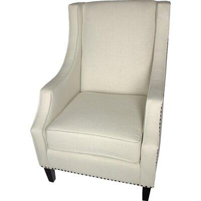 Jaydon Armchair Upholstery: Taupe