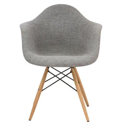 Bullsbrook Eiffel Armchair Upholstery: Gray