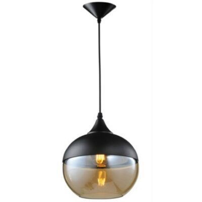 Chicoine 1-Light Globe Pendant