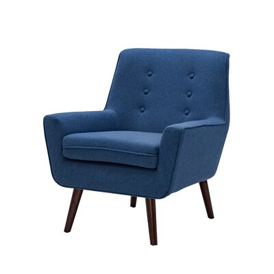 Diggs Armchair Upholstery: Twilight