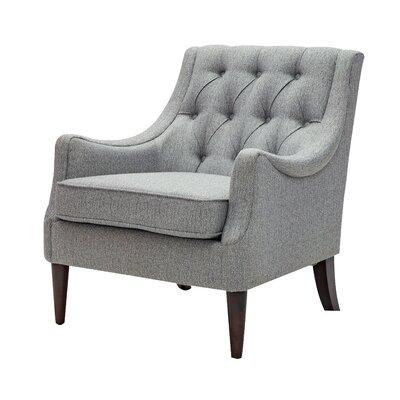 Digirolamo Armchair Upholstery: Gray