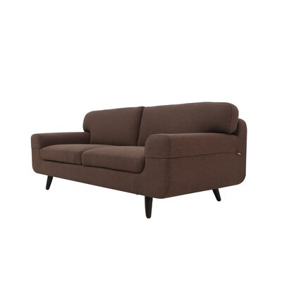 Castagna High Quality Sofa Upholstery: Brown