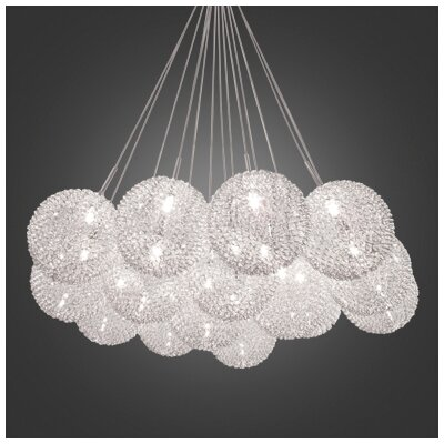 Marcos 15-Light Cluster Pendant