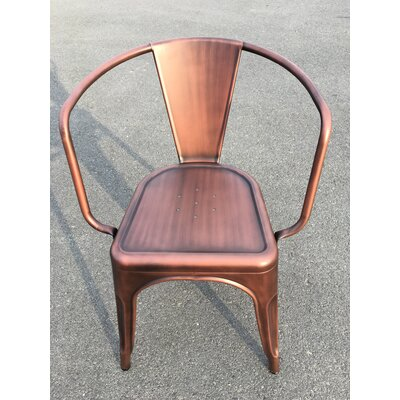 Carol Industrial Dining Chair