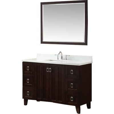 Ehlert 48 Single Bathroom Vanity Set