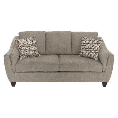 Serta Upholstery Bartlett Sofa Upholstery: Furby Pewter
