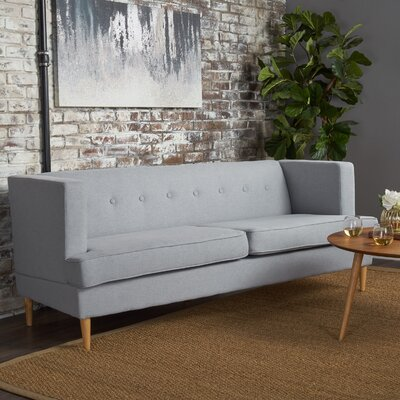 Brabham Sofa Upholstery: Light Gray