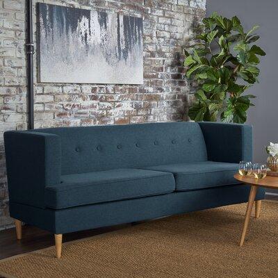 Brabham Sofa Upholstery: Blue