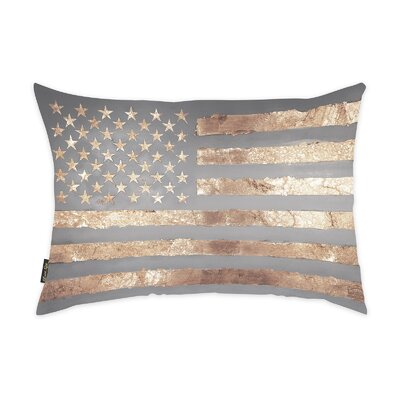 Ventura Freedom Velvet Lumbar Pillow