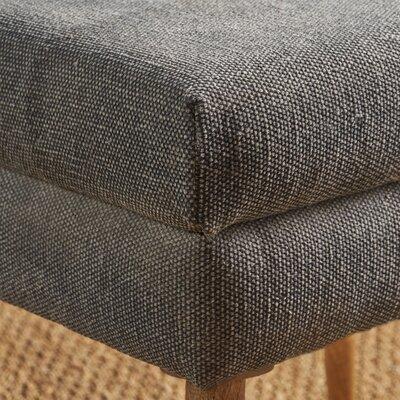 Bucher Fabric Ottoman