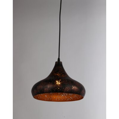 Brasel 1-Light Mini Pendant