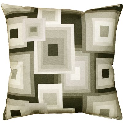 Erline Cotton Throw Pillow Size: 20 H x 20 W x 6 D