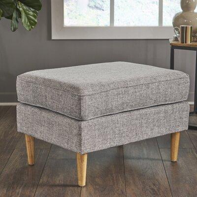 Sau Ottoman Upholstery: Light Gray