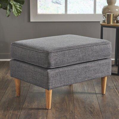 Sau Ottoman Upholstery: Gray