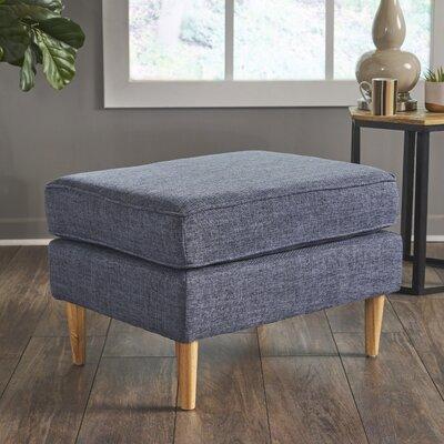 Sau Ottoman Upholstery: Blue
