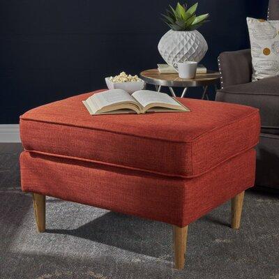 Sau Ottoman Upholstery: Orange