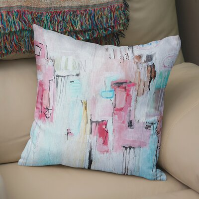 Pippa Throw Pillow Size: 24 x 24