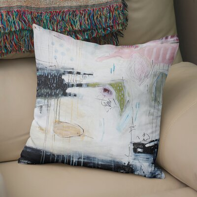 Hera Throw Pillow Size: 16 x 16