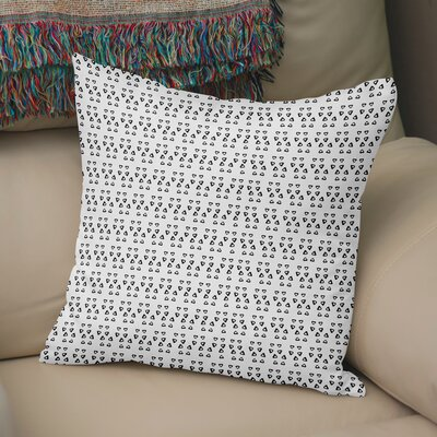 Ewing Throw Pillow Size: 24 H x 24 W x 6 D