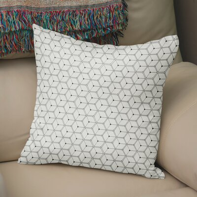 Velez Throw Pillow Size: 18 H x 18 W x 6 D