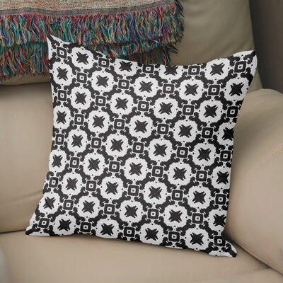 Mcgrath Throw Pillow Size: 24 H x 24 W x 6 D