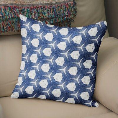 Donaldson Throw Pillow Size: 18 H x 18 W x 6 D