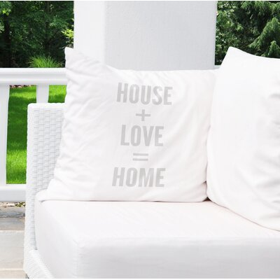 Durango Indoor/Outdoor Pillow Size: 26 H x 26 W x 8 D