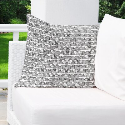Graves Indoor/Outdoor Throw Pillow Size: 26 H x 26 W x 6 D