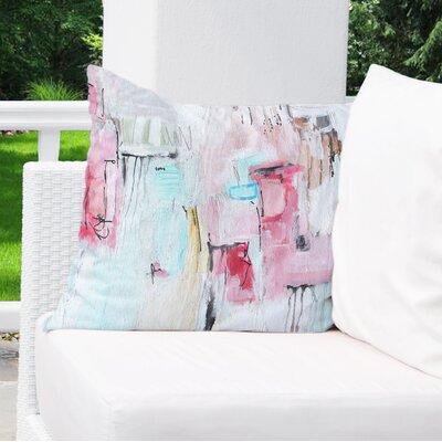 Pippa Indoor/Outdoor Throw Pillow Size: 18 H x 18 W x 8 D