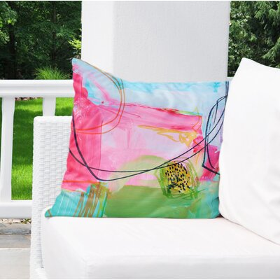 Moriann Indoor/Outdoor Pillow Size: 26 H x 26 W x 8 D