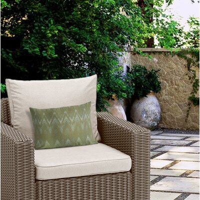 Marshall Outdoor Lumbar Pillow