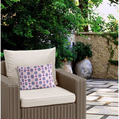 Elinore Outdoor Lumbar Pillow