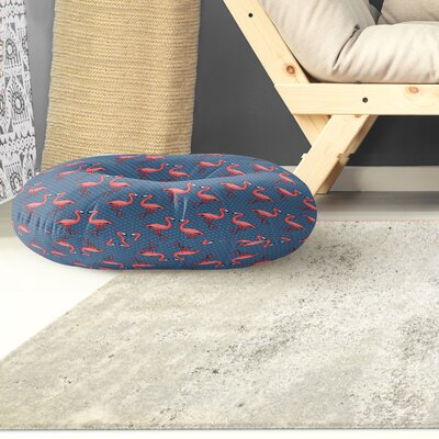 Crawfordsville Indoor/Outdoor Floor Pillow Size: 26 H x 26 W x 8 D