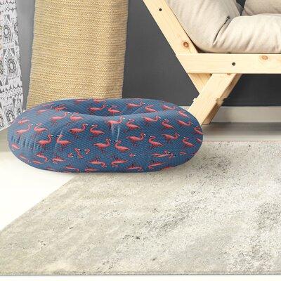 Crawfordsville Indoor/Outdoor Floor Pillow Size: 26 H x 26 W x 8 D
