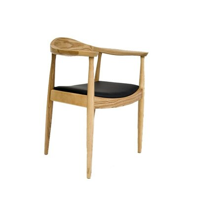 Verona Elbow Solid Wood Armchair