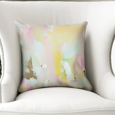 Dalessandro Bliss Indoor Throw Pillow Size: 24 H x 24 W