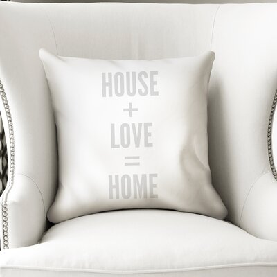 Durango Indoor/Outdoor Throw Pillow Size: 24 H x 24 W x 8 D