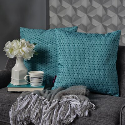 Barcomb Modern Throw Pillow