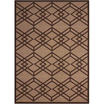 Felty Latte Area Rug Rug Size: Rectangle 5 x 7