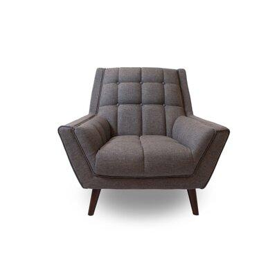 Avila Armchair Upholstery: Dark Gray