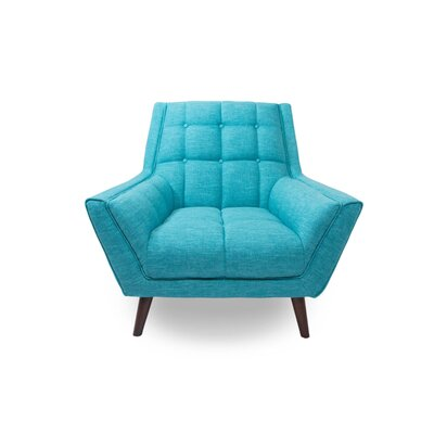 Avila Armchair Upholstery: Turquoise