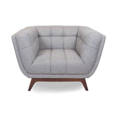 Giesen Armchair Upholstery: Gray