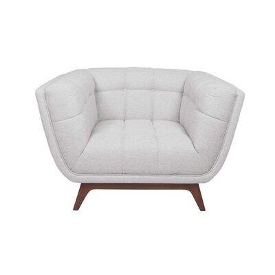 Giesen Armchair Upholstery: Light Gray