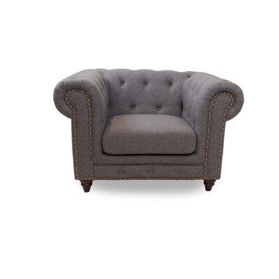 Kratz Armchair Upholstery: Dark Gray