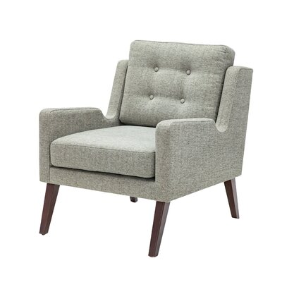 Maultsby Armchair Upholstery: Dark Gray