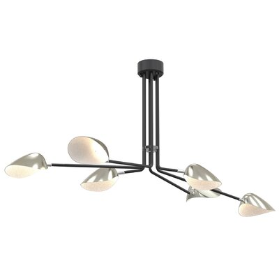 Locascio 6-Light Geometric Pendant