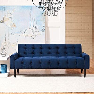 Hooper Sofa Upholstery: Navy