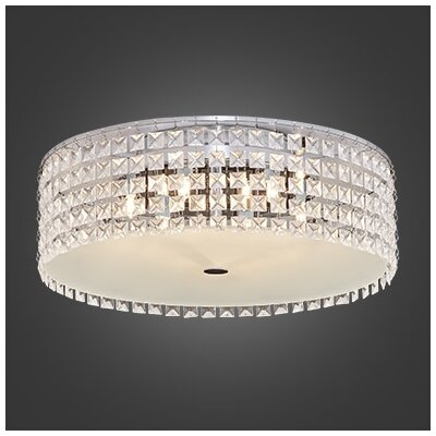 Thayer 6-Light Flush mount