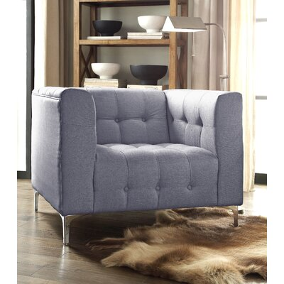 Sandi Armchair Upholstery: Smoke