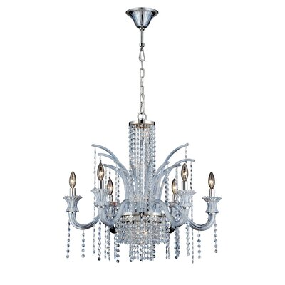 Bonnyview 11-Light Crystal Chandelier